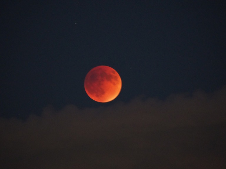 THE 2015 BLOOD MOON